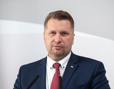 """Przemysław Czarnek komentuje słowa Sławomira Nitrasa. """"Pan Bóg, jak chce..."""