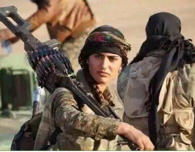 """""""Kurdyjska Angelina Jolie"""" zginęła podczas walki z IS"""