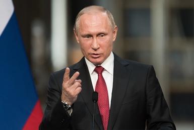 Rosja. Putin przygotowuje siędo aneksji kolejnej części Ukrainy