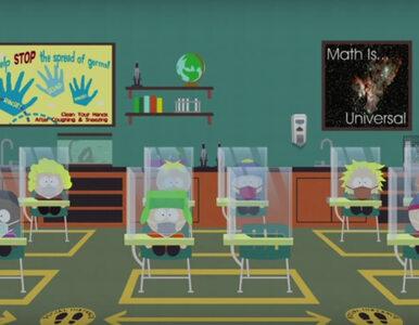 """""""Miasteczko South Park"""" z godzinnym odcinkiem o pandemii koronawirusa...."""