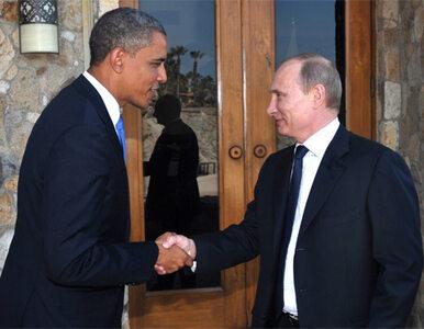 Putin i Obama rozmawiali o tarczy antyrakietowej