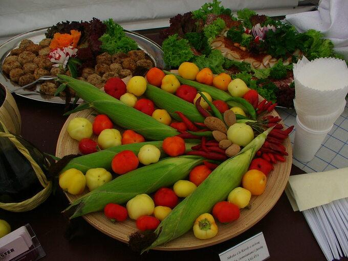 Węgierskie warzywa