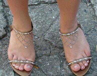 Nowy zabieg dla kobiet: Odsysanie tłuszczu... z palców u stóp