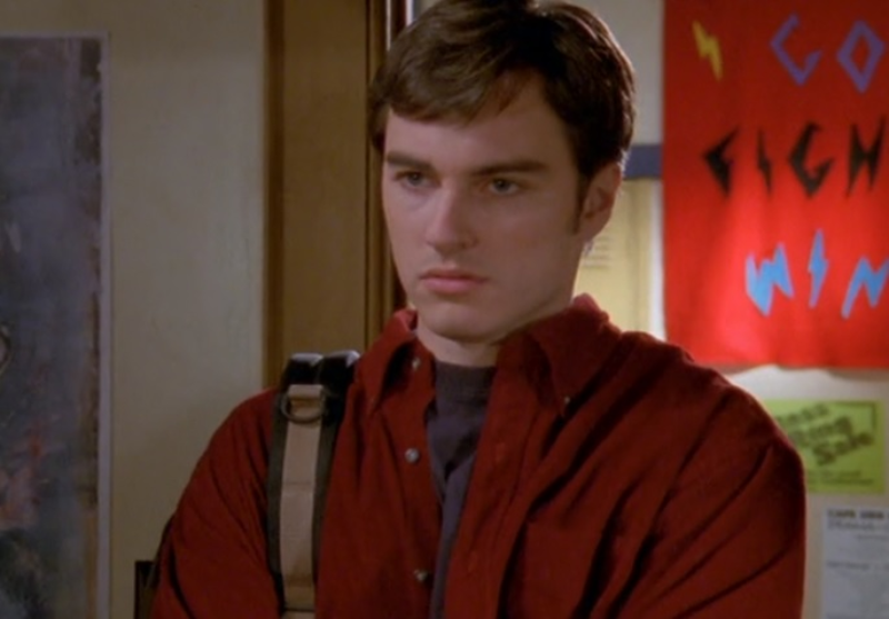 "Kerr Smith jako Jack McPhee w serialu ""Jezioro marzeń"""