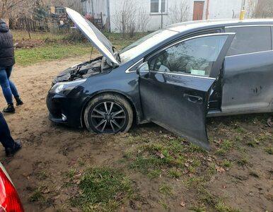 Kradł samochody w Niemczech, wpadł w Warszawie. Policjanci oddali siedem...