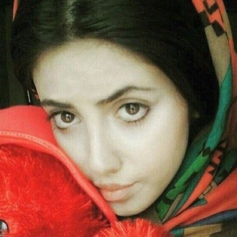 "Sahar Tabar - irańska ""Zombie Angelina Jolie"""