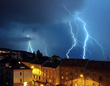 IMGW ostrzega przed groźnymi zjawiskami pogodowymi