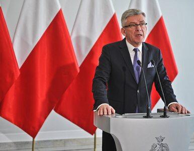 Karczewski: Sprawa Banasia jest dla nas obciążeniem