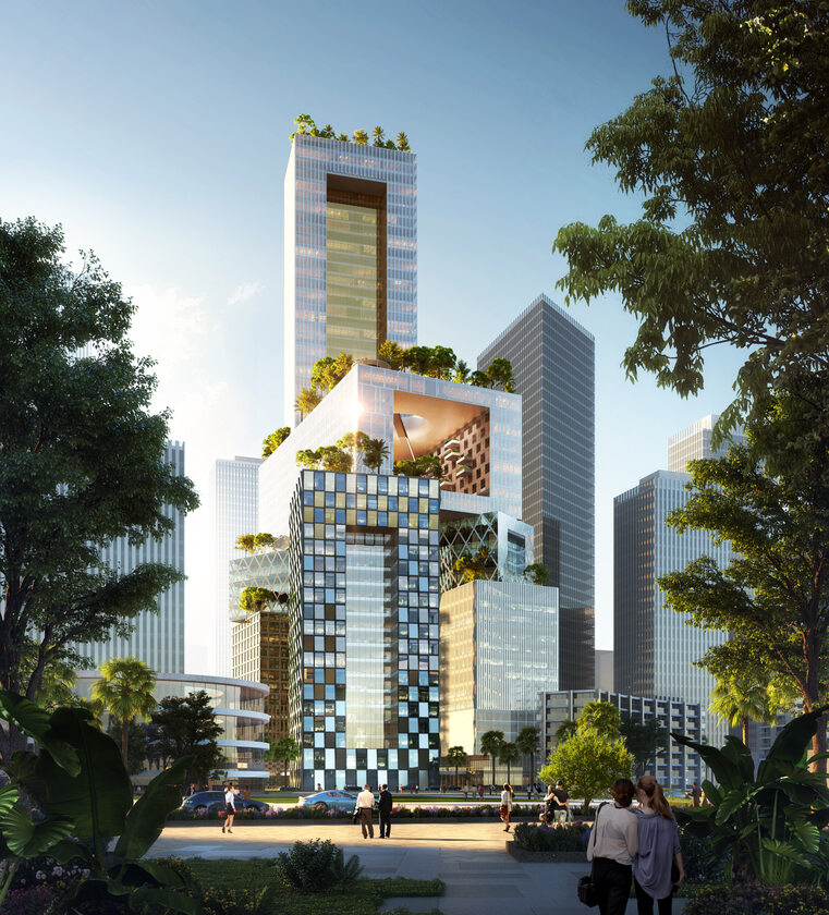 Vanke 3D City