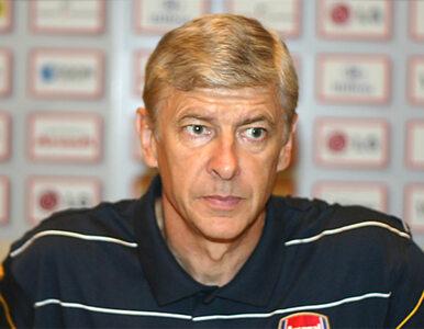 """Wenger jak Ferguson? Chce zostać w Arsenalu """"na zawsze"""""""