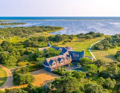 Siedem sypialni i prywatna plaża. Barack Obama kupił imponującą posiadłość