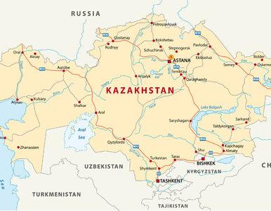 Strzelanina w Kazachstanie. Są zabici, napastnicy wzięli zakładników