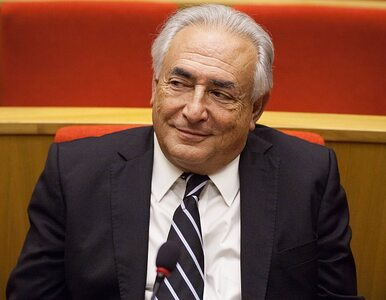 Strauss-Kahn oskarżony o stręczenie prostytutek
