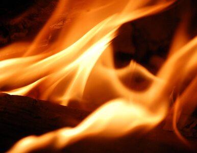 Spalił kilka domów - chciał zabić diabła