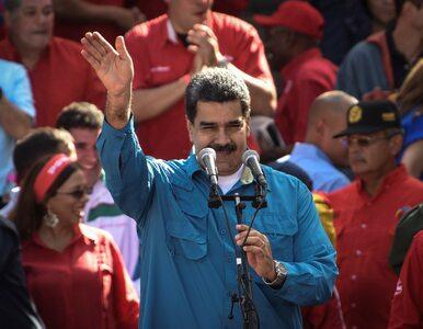 Wybory prezydenckie w Wenezueli. Komisja wyborcza ogłosiła zwycięstwo...