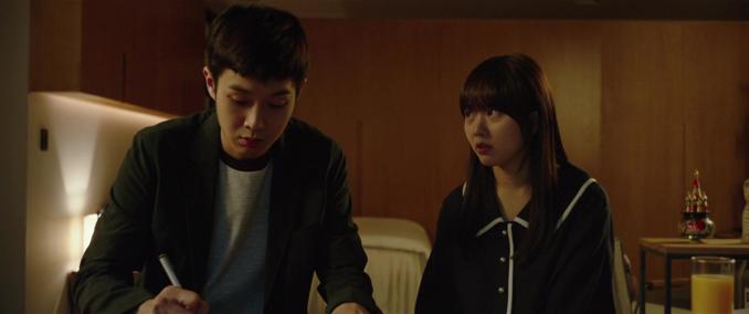 """Kadr zfilmu """"Parasite"""" (org. """"Gisaengchung"""") (2019)"""