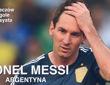Kontrowersyjny wybór FIFA. Messi ze Złotą Piłką za mundial