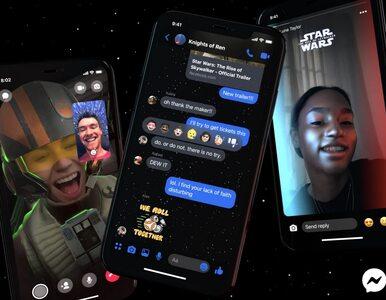 """Facebook ma prezent dla fanów """"Gwiezdne Wojny: Skywalker. Odrodzenie""""...."""