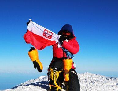 Bogumiła Raulin na szczycie Mount Everest! Oto najmłodsza Polka, która...