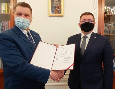 Do Sejmu wprowadził go Kukiz. Teraz został wiceministrem rządu PiS