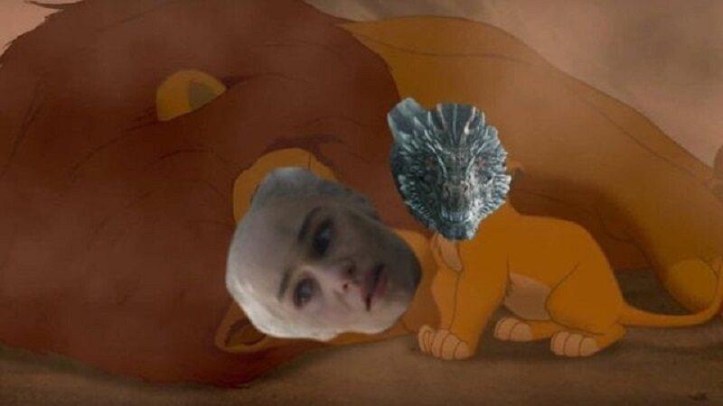 Daenerys i Drogon