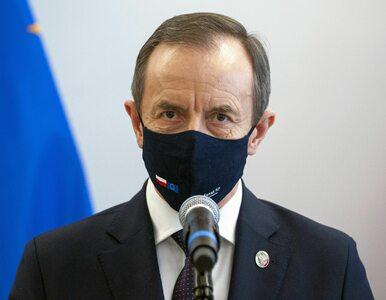 Śledczy mają poprawić wniosek ws. uchylenia immunitetu Grodzkiego. Senat...