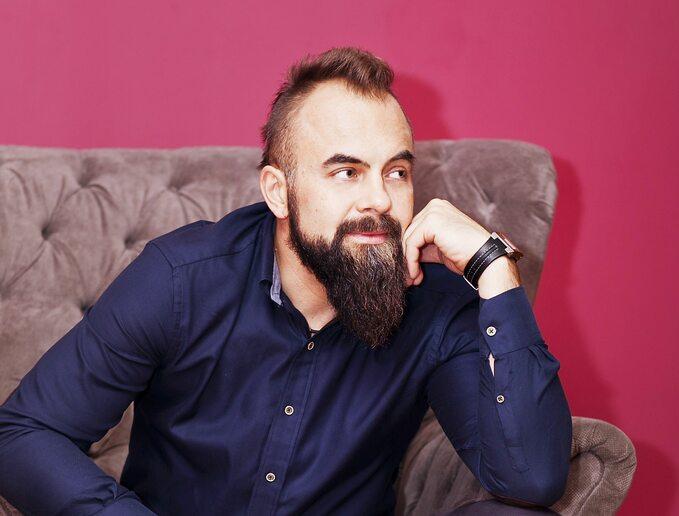 Michał Grobelny, Prezes Zarządu Konferental Sp. zo.o.