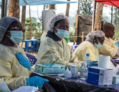 Nowa epidemia eboli w Demokratycznej Republice Konga. Zmarło już pięć...