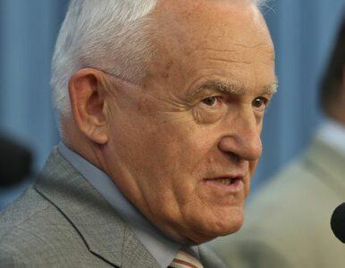 Miller: Tuskowi pali się grunt pod nogami. PO jest gotować umierać za...
