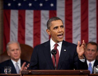 Obama zjadł obiad, by uczcić ramadan