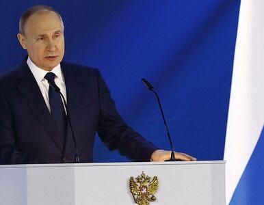Władimir Putin wygłosił orędzie. Ostrzegł Zachód przed przekroczeniem...