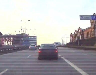 Kierowca chciał zemścić się za zajechanie mu drogi. Ma pójść do więzienia
