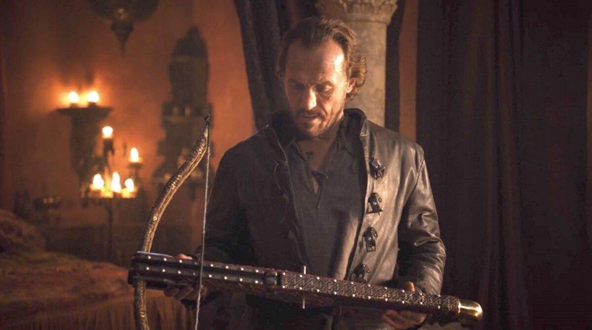 "Bronn sezon 8. serialu ""Gra o tron"""