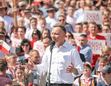 Pierwsza zagraniczna wizyta Andrzeja Dudy w II kadencji już jesienią?...