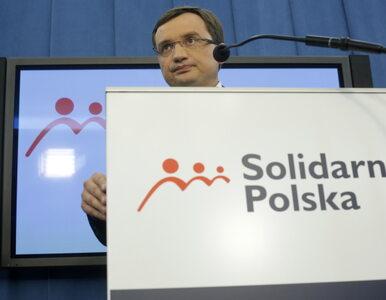 Ziobro: Tusk jest przerażony i bezradny