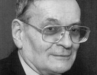 Zmarł profesor Jan Baszkiewicz