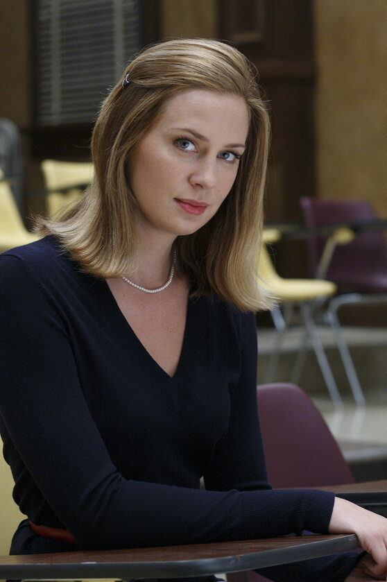 Anne Dudek jako dr Amber Volakis