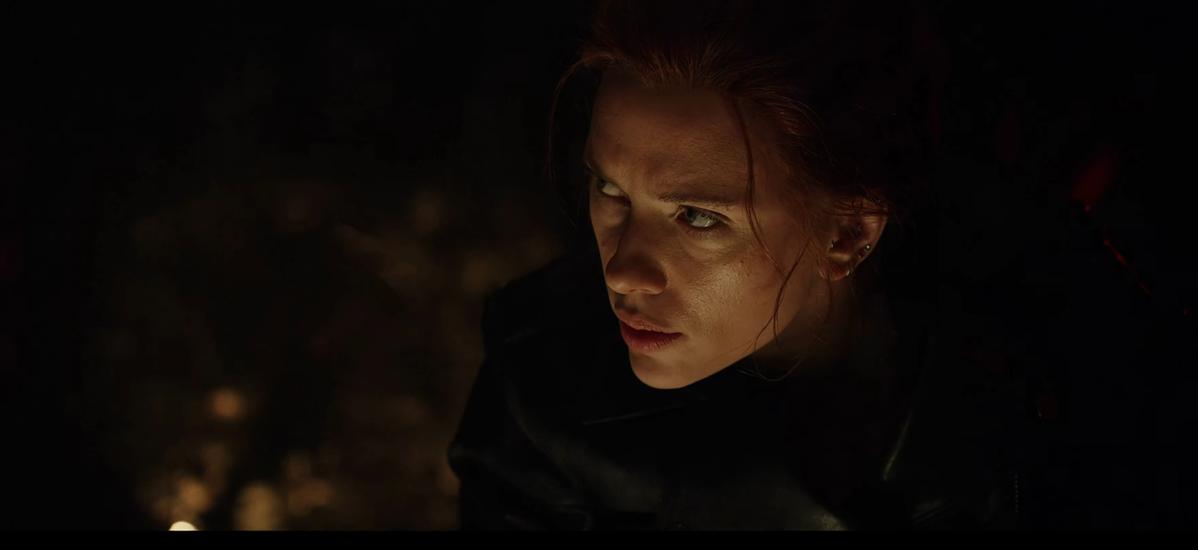 """Kadr z filmu """"Czarna Wdowa"""""""