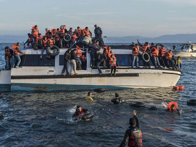 Uchodźcy tonęli na Morzu Śródziemnym, nikt im nie pomógł. 34 osoby nie żyją