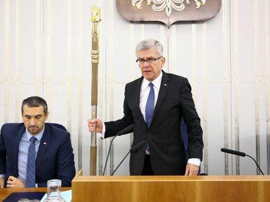 Karczewski o Tusku: Powiedział wiele złych rzeczy o Polsce