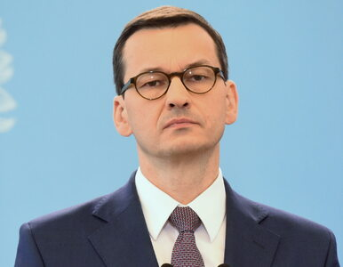 Senatorowie USA napisali list do premiera Morawieckiego? Chodzi o zwrot...