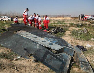 Katastrofa samolotu w Iranie. Zatrzymano kilka osób