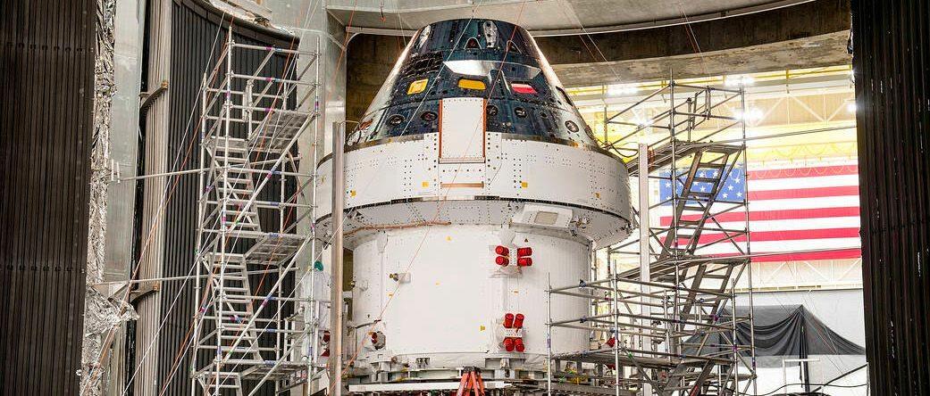 Materiały NASA związane z programem Artemis