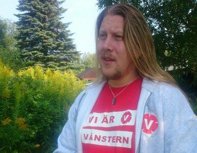 """Szwedzki polityk zgwałcony za poglądy. """"Groził mi nożem. Nazwał lewakiem..."""