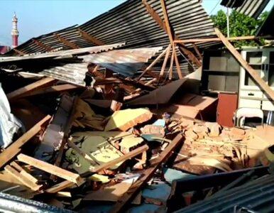 Trzęsienie ziemi i tsunami w Indonezji. 400 ofiar, kilkuset rannych