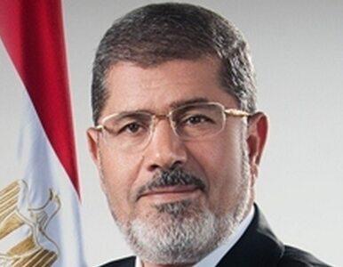 Prezydent Egiptu aresztowany