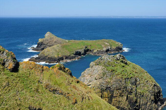 Wyspa Mullion