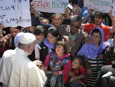 Papież Franciszek: Obozy dla uchodźców są jak obozy koncentracyjne