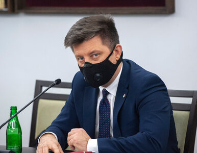 Szef KPRM ogłosił zmiany w stosowaniu szczepionki AstraZeneca