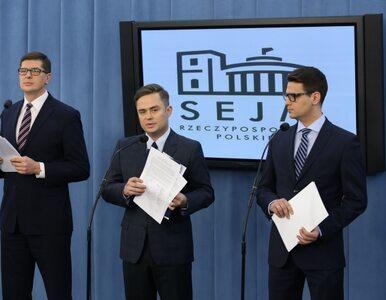 Hofman, Rogacki i Kamiński chcą zwrócić 77 tys. za wyjazdy zagraniczne